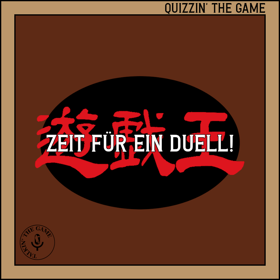 Quizzin' The Game - Duell Edition